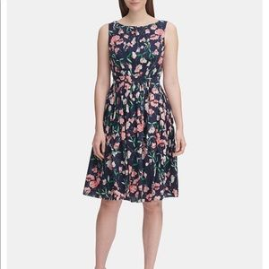 Tommy Hilfiger Floral Fit and Flare dress